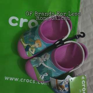 Crocs Frozen