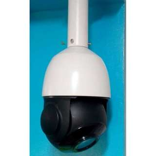CCTV HD TVI PTZ Camera for Outdoor with 2.0MP Resolution