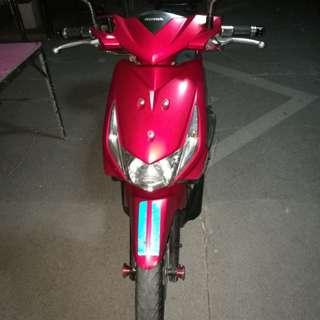 Honda Beat 2010 acquire 2011