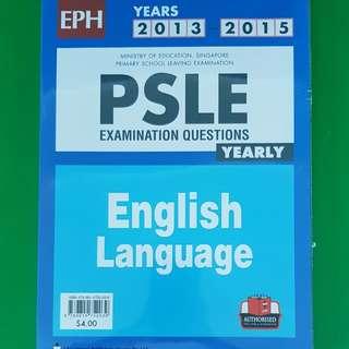 Assessment Books for PSLE