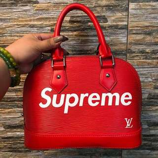 LV ALMA SUPREME BAG
