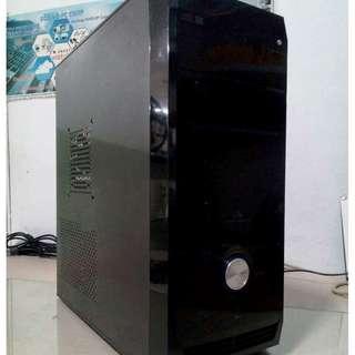 Computer System Unit AMD Athlon II X4 630