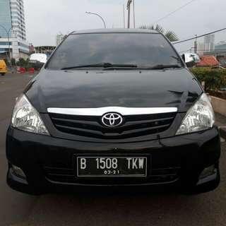 Toyota Kijang Innova G 2.0 A/T (Matic) 2011 Bensin
