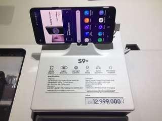 Kredit Samsung Galaxy S9 Plus 64 GB - Cicilan tanpa Cc