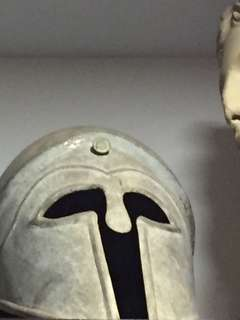 Greek athen helmet