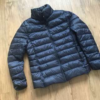 Uniqlo Down Ladies Jacket (size XL)- Mint condition