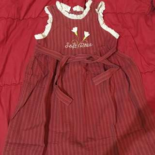Baju dress ank