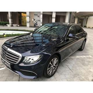 MERCEDES BENZ E200 EXCLUSIVE (R18 LED)