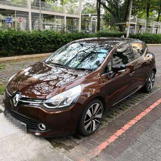 Renault Clio Diesel for Rent