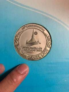 [OLYMPICS] Commemorative SEA Games Medal - Vietnam