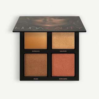 Huda Beauty Bronze Sands