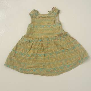Preloved Baby Poney Original Dress