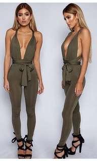 Babyboo jumpsuit - Size 6