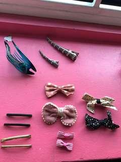 Hair Accessories/ hairband/hair clip