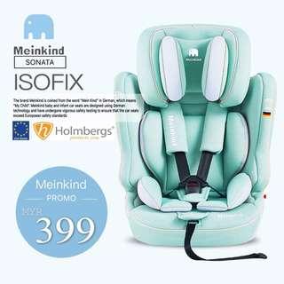 Meinkind Sonata Isofix car seat