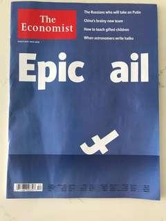 The Economist - Epic fail (24 - 30 March 2018)