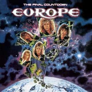Europe – The Final Countdown CD