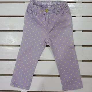 Baby gap mini skinny pants