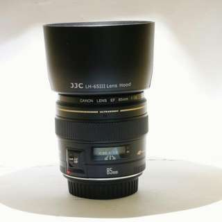 Lens 85mm F 1.8 Usm For Canon