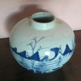Chinese Old Jar