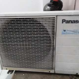 Used out door unit 2hp