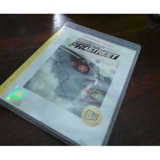 03021 PS3 Need for Speed Pro Street
