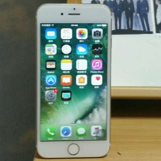 97% Nearly New Iphone 6 16G Gold