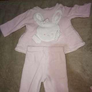 Terno Sleepwear For Girls