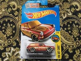 Hotwheels 69 Volkswagen Squareback