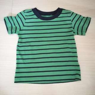 Preloved Carter's baby boys top (24mths)