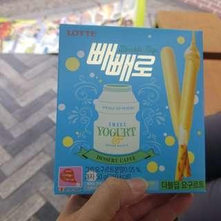韓國yogurt 百力滋代購買家先付款