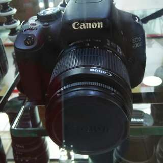 Kredit kamera 1200d