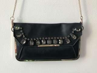 Clutch-Sling Bag