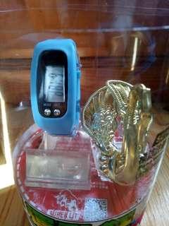 運動記步手錶  299