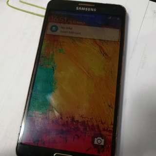 Samsung Galaxy Note3 w/issues