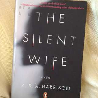 Book: The Silent Wife (A. S. A. Harrison)