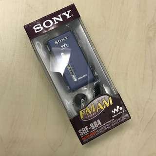 Sony S84 DSE Radio