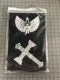 GDI B&W Crusaders Badge