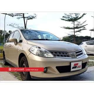 Nissan Latio 1.5A Premium