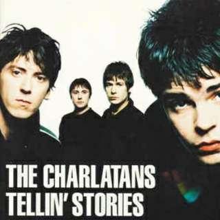 arthcd THE CHARLATANS Tellin' Stories CD