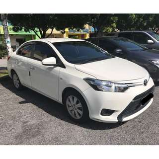 CAR RENTAL VIOS 1.5