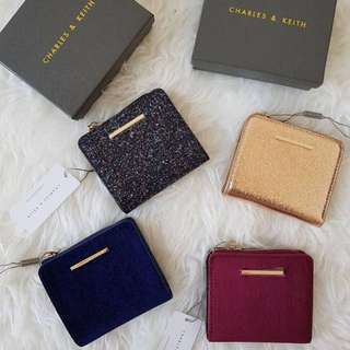 Dompet Charles and Keith CK wallet best seller!!!