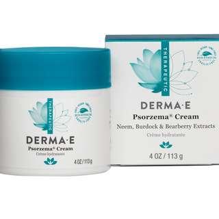 [BNIB-Best Price Latest stock] Derma E Psorzema Cream 113g for Psoriasis & Eczema
