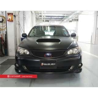 Subaru Impreza 5D 2.0 S-GT