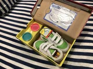 Reebok Play-Doh shoes set