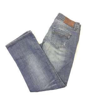Charity Sale! Authentic Esprit Women Jeans Bootcut Size 27/32 Distressed
