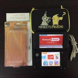 New 3DS XL Solgaleo Lunala Edition