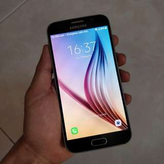 Samsung Galaxy S6 (Black Sapphire) Grade A with Box