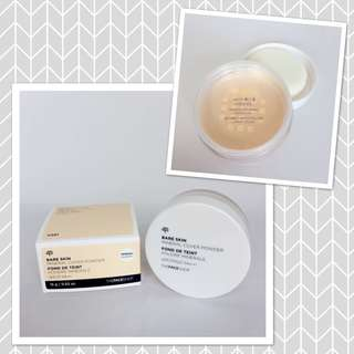 [NEW] The Face Shop Bare Skin Mineral Cover Powder