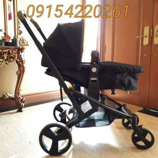 Limited Edition Mothercare Xpedior Stroller